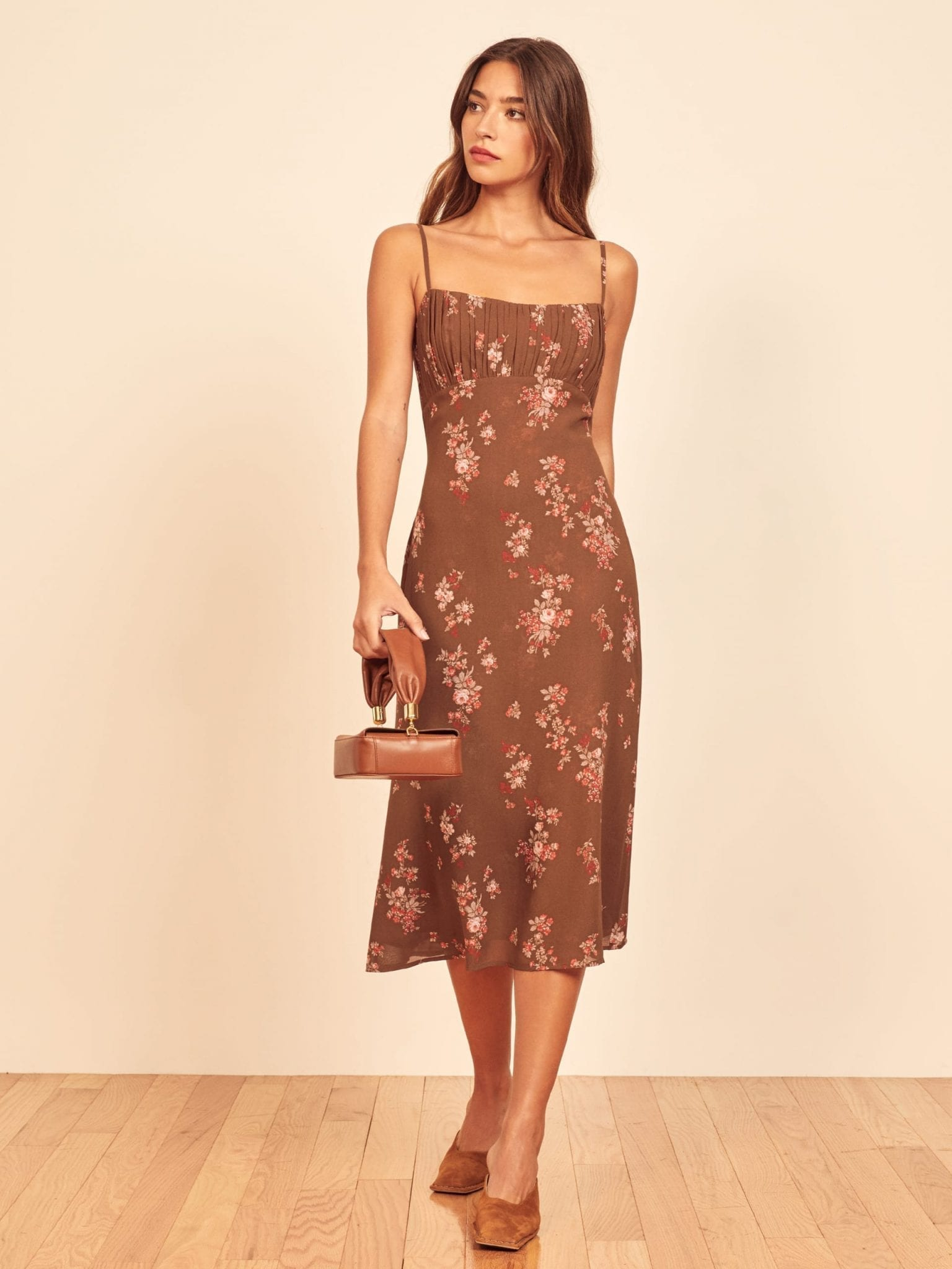 REFORMATION Arie Dress