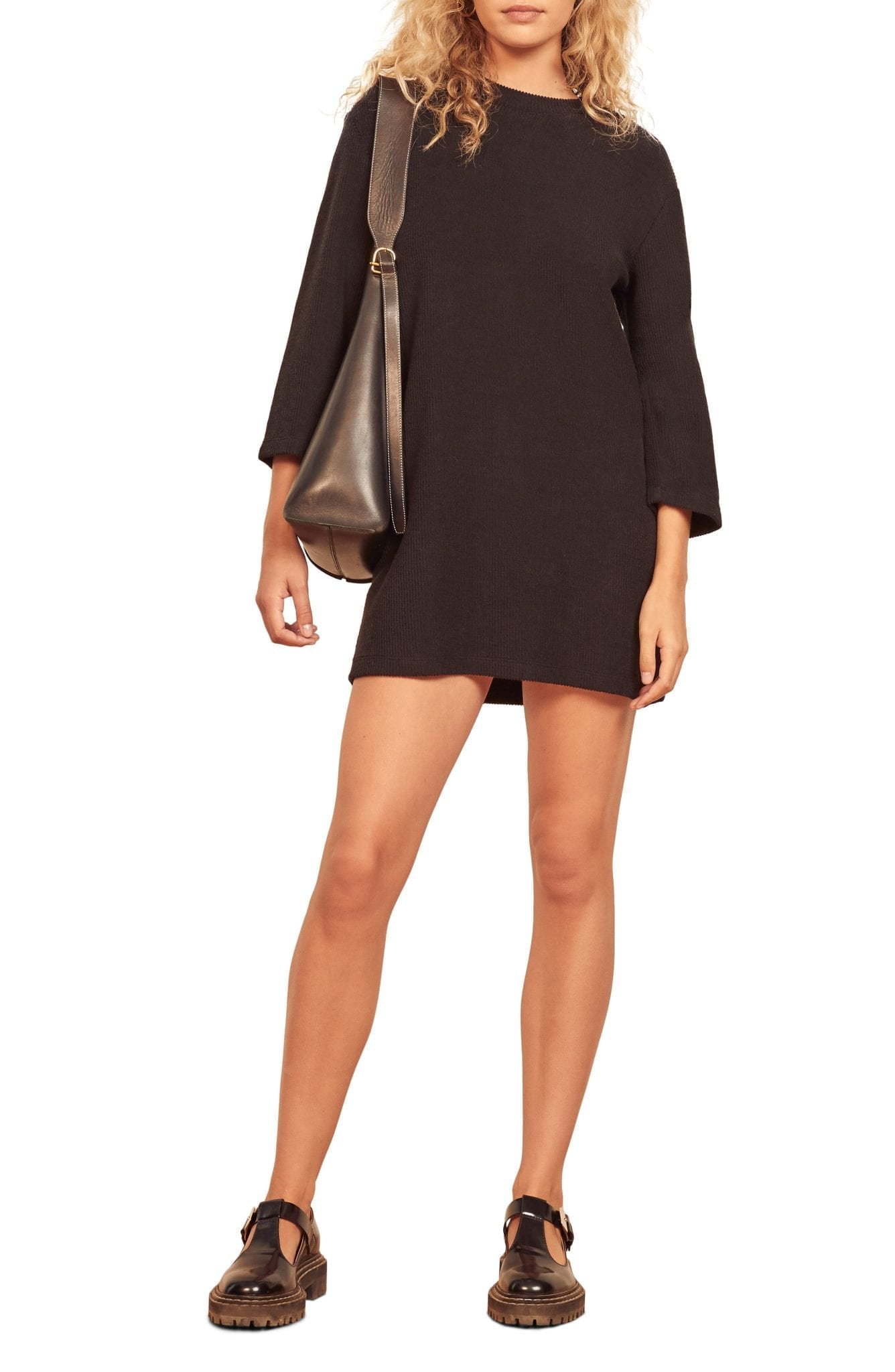 REFORMATION Channing Sweater Dress