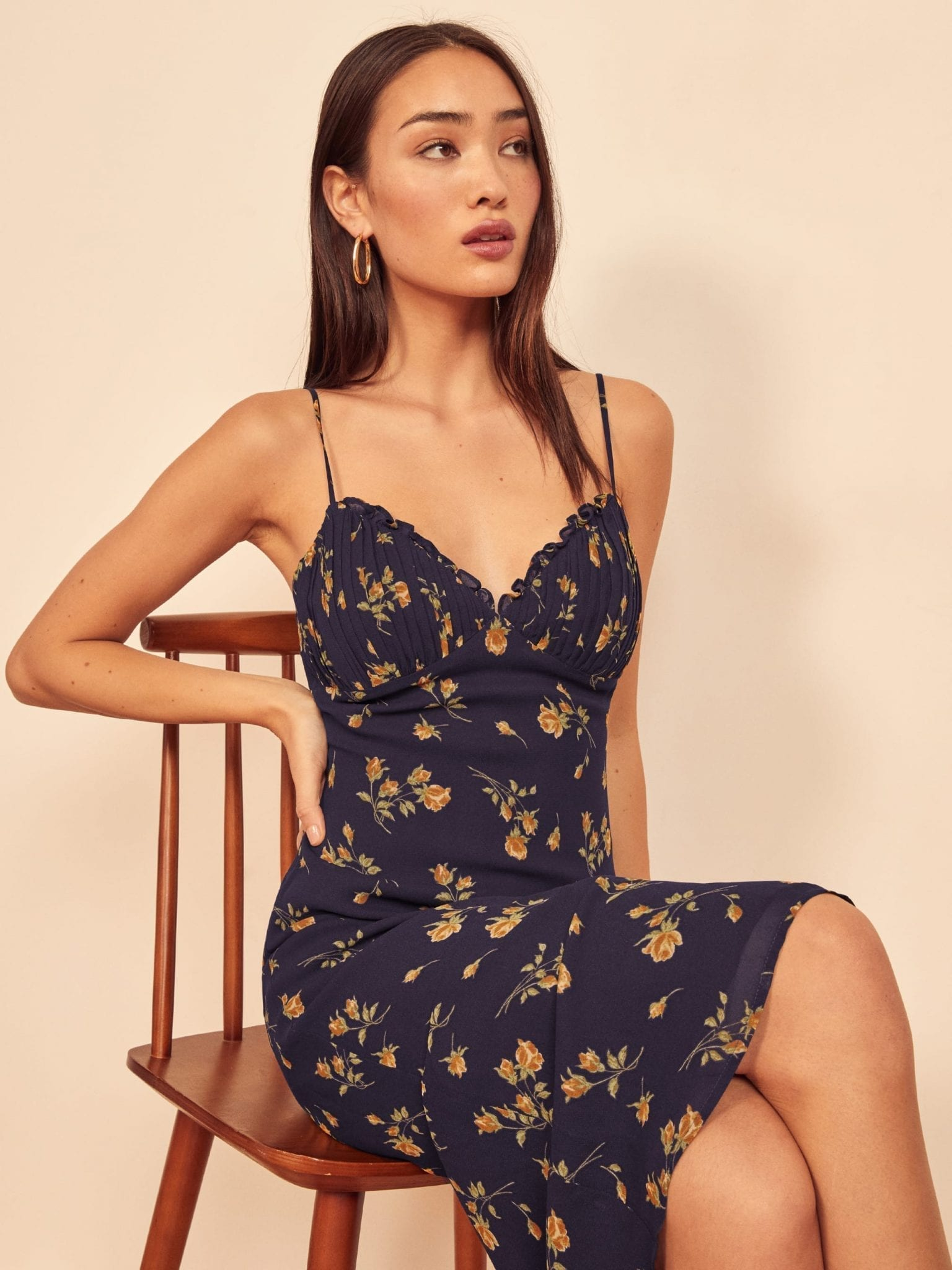 REFORMATION Fawn Dress