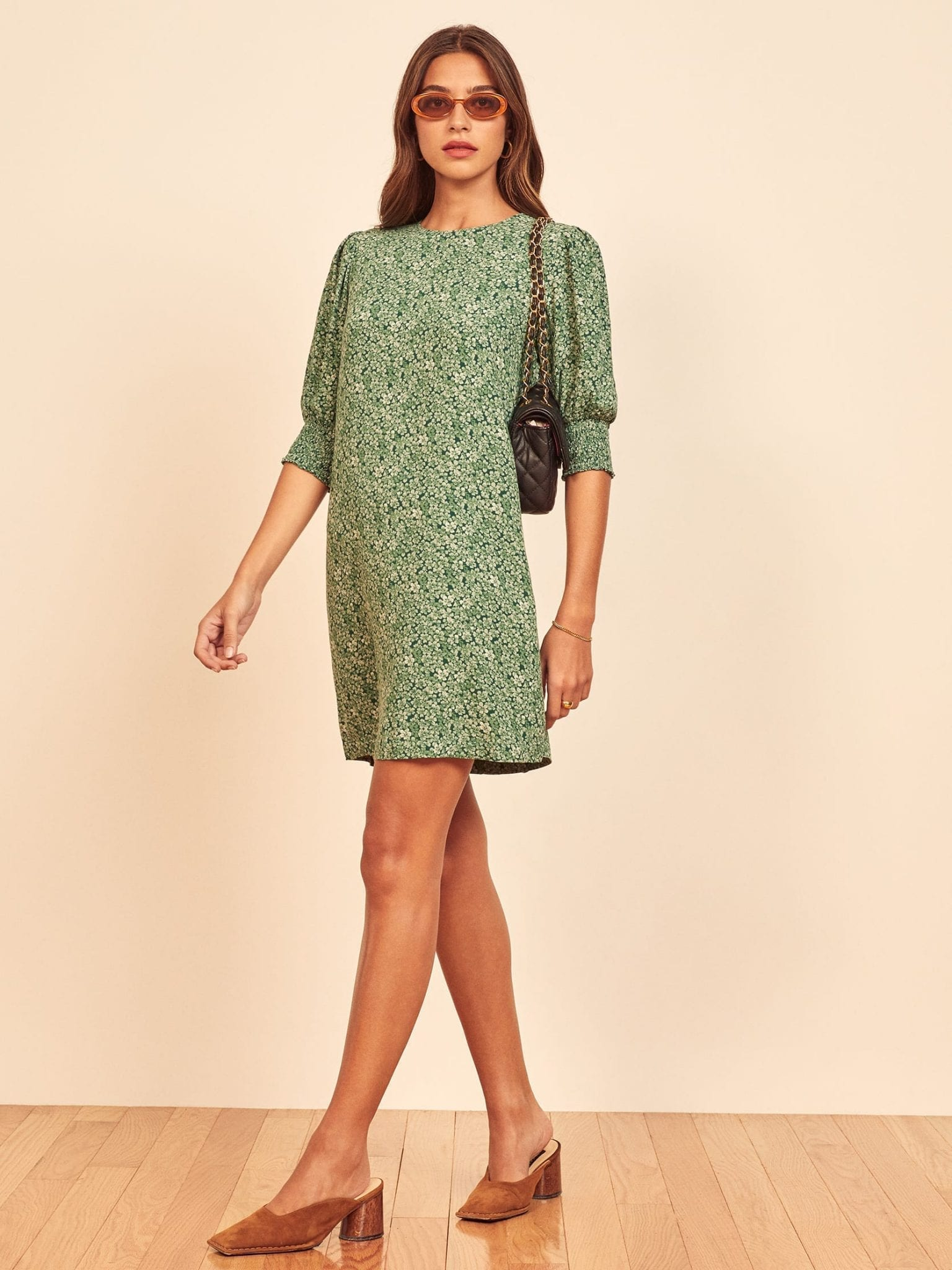 REFORMATION Lea Dress