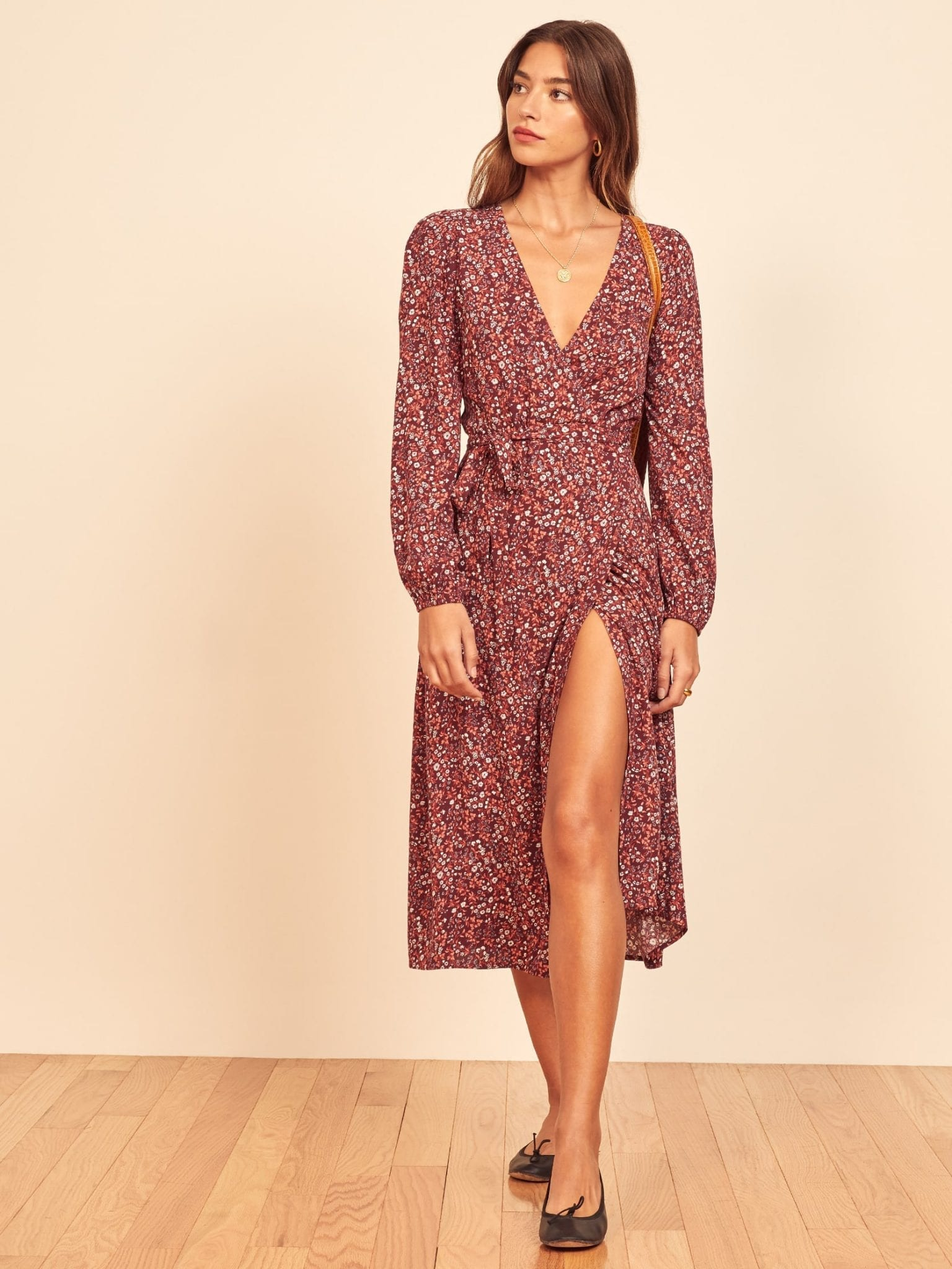 REFORMATION Liva Dress
