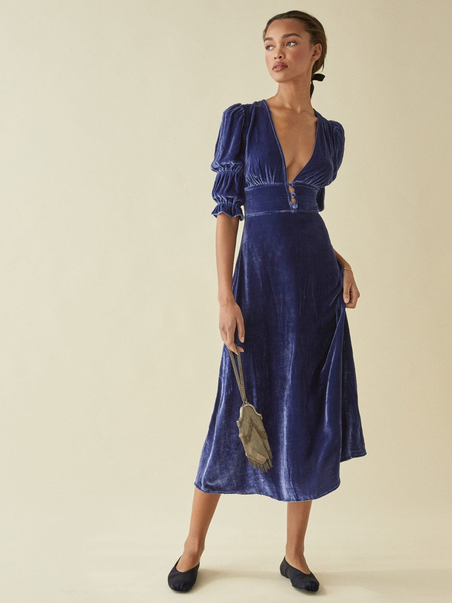 REFORMATION Maura Dress