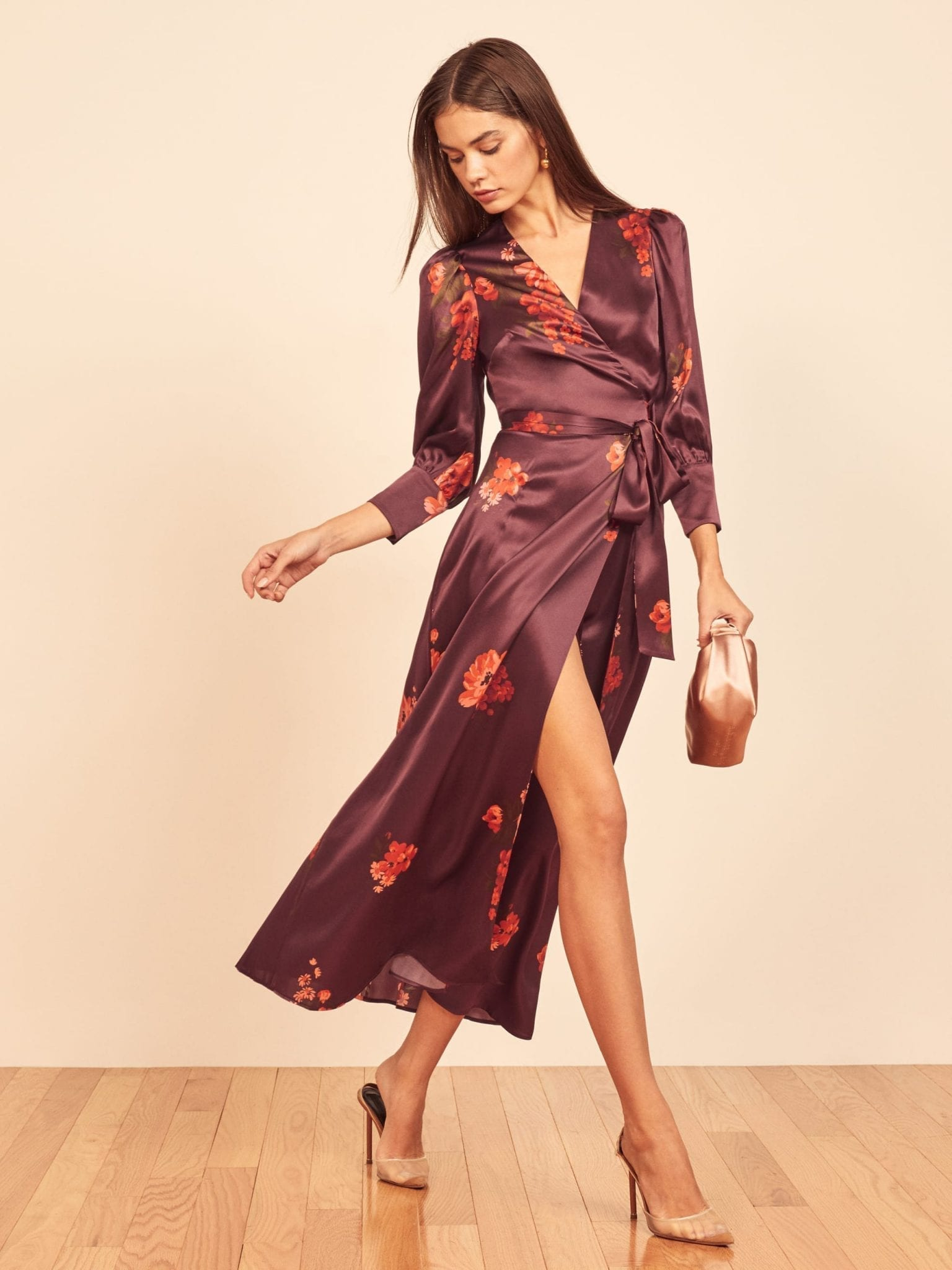 REFORMATION Merrick Dress