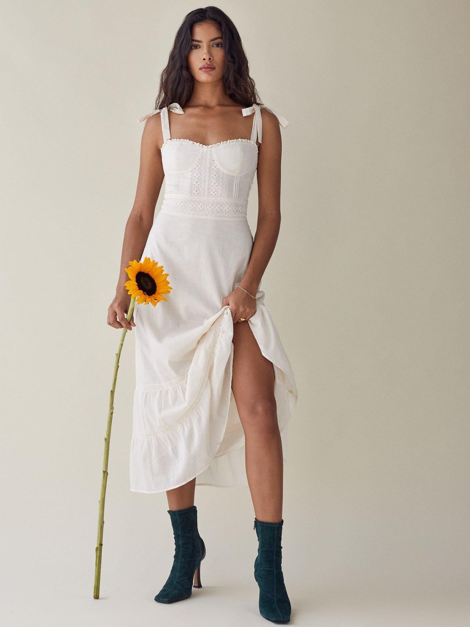 REFORMATION Noa Dress