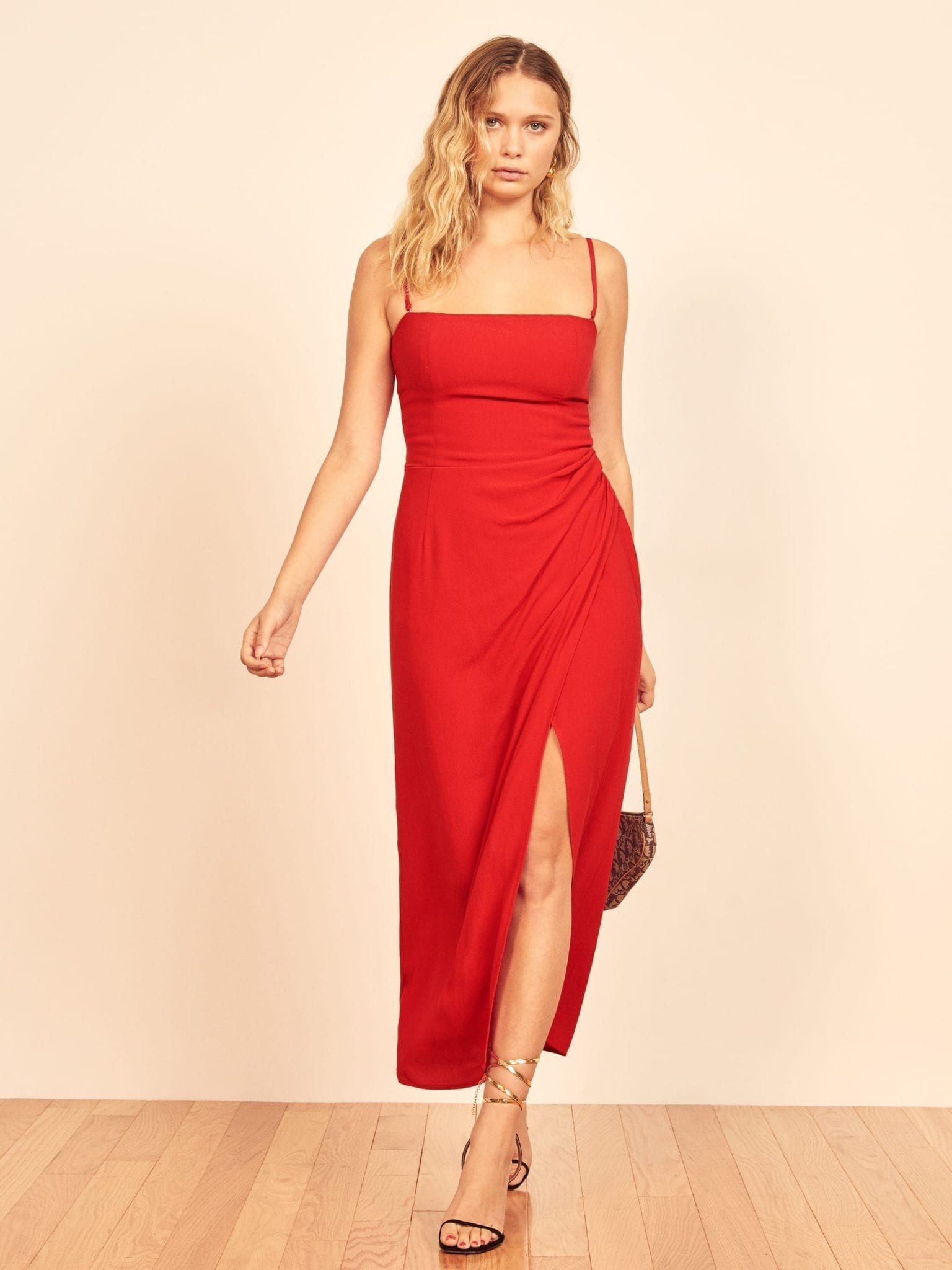 REFORMATION Sia Dress