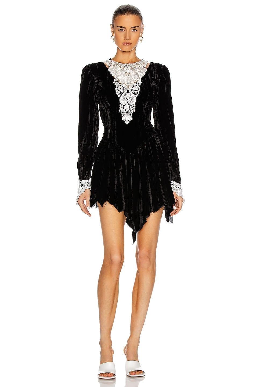 SAMI MIRO VINTAGE 80'S Mini Dress