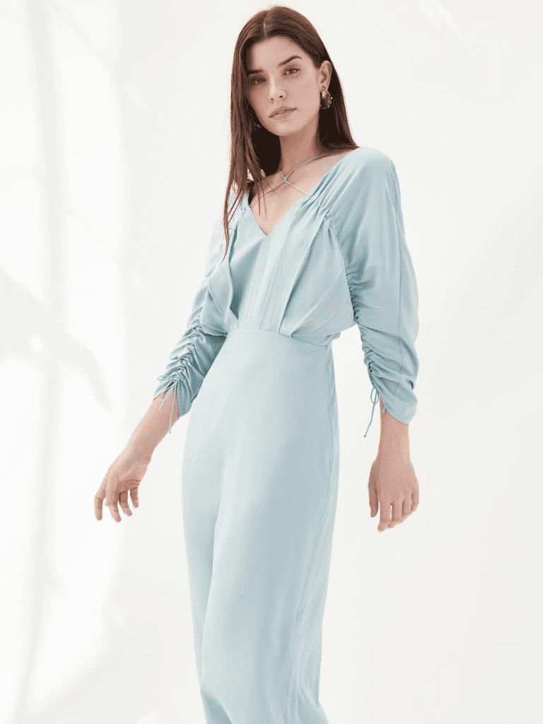 Statement Sleeve Dresses To Work Into Your Everyday Routine