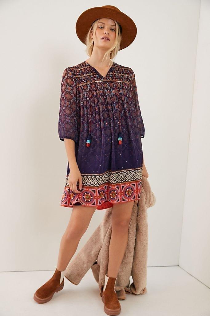 TANVI KEDIA Corinna Tunic Dress