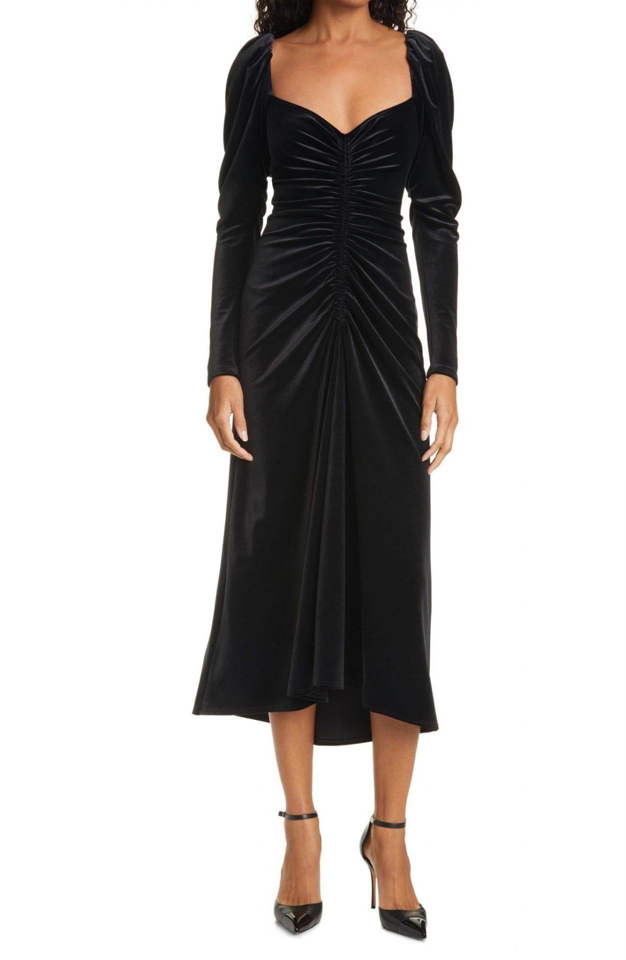 A.L.C. Chamberlin Long Sleeve Dress