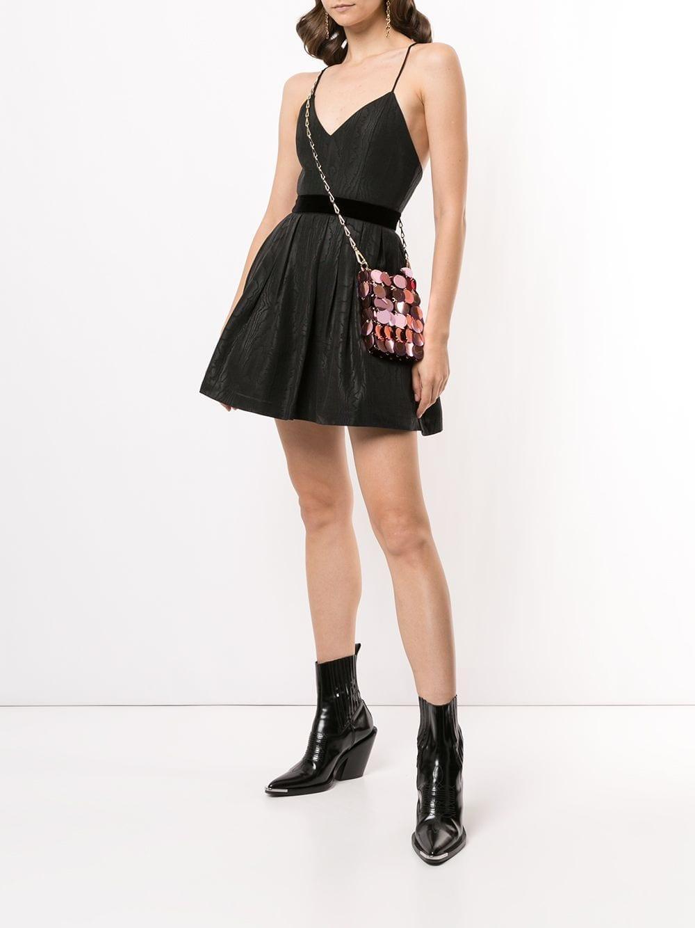 ALICE+OLIVIA Madison Mini Dress