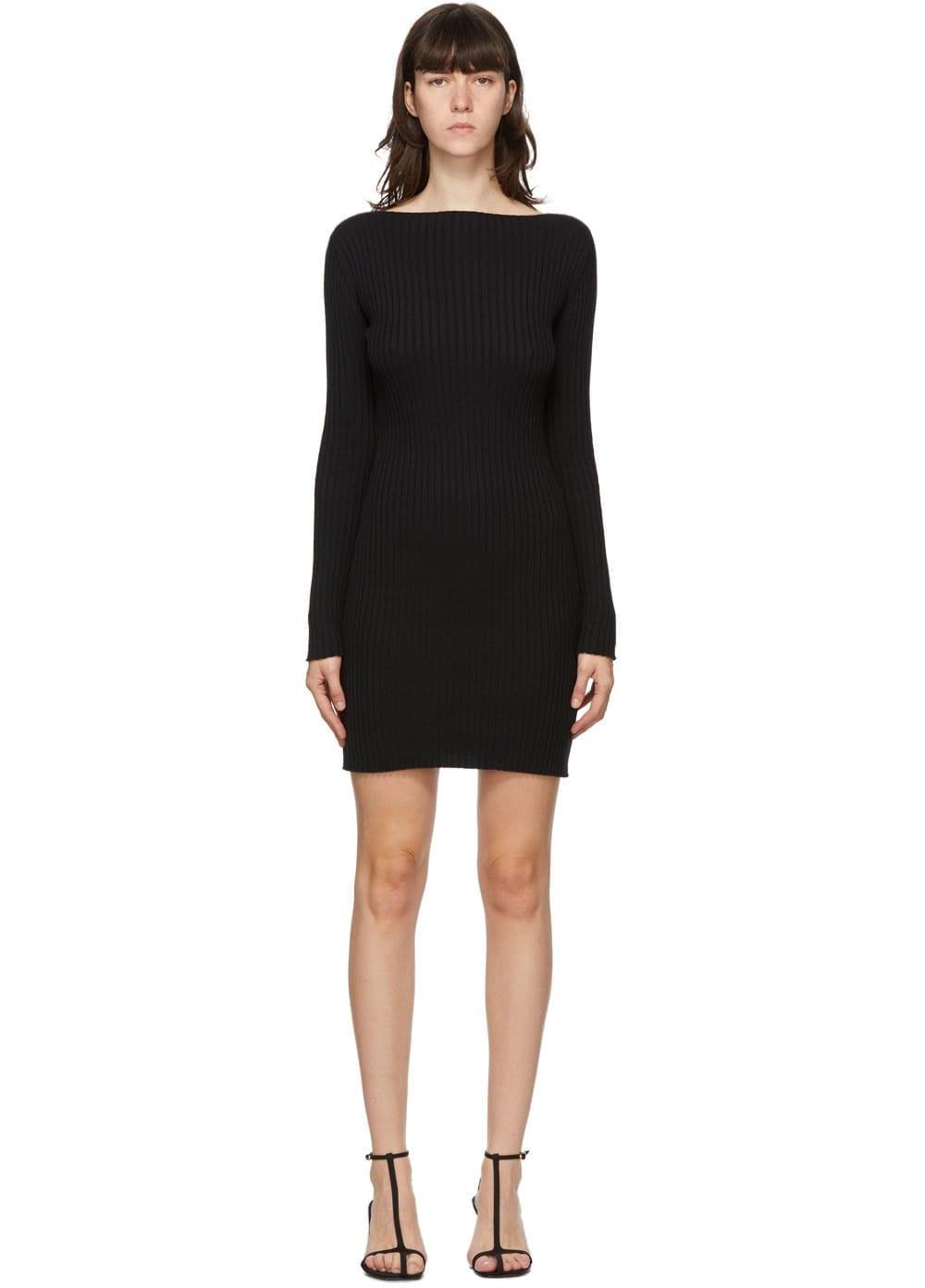 ANNA QUAN Black Elka Dress