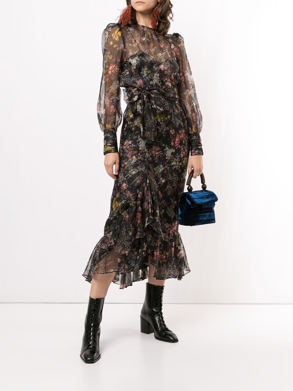 CINQ A SEPT Marianne Dress