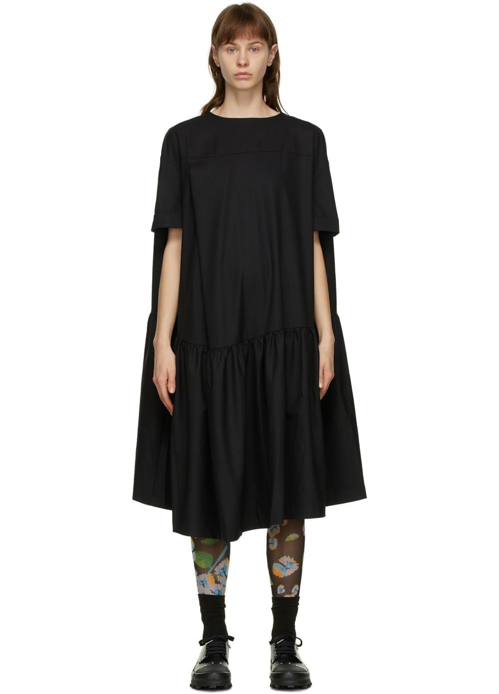 HENRIK VIBSKOV Black Bubble Dress
