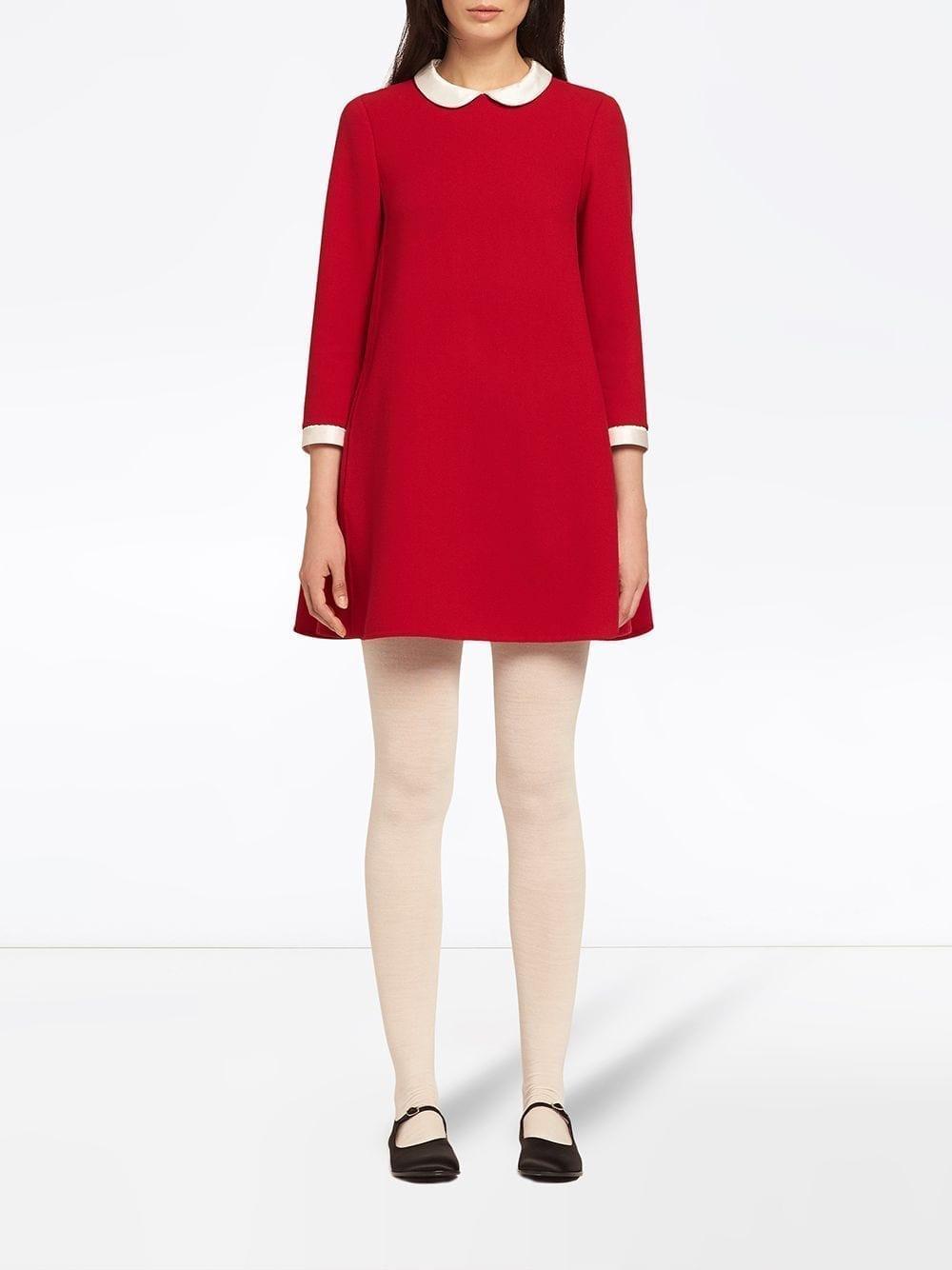 MARC JACOBS Shift Style Mini Dress