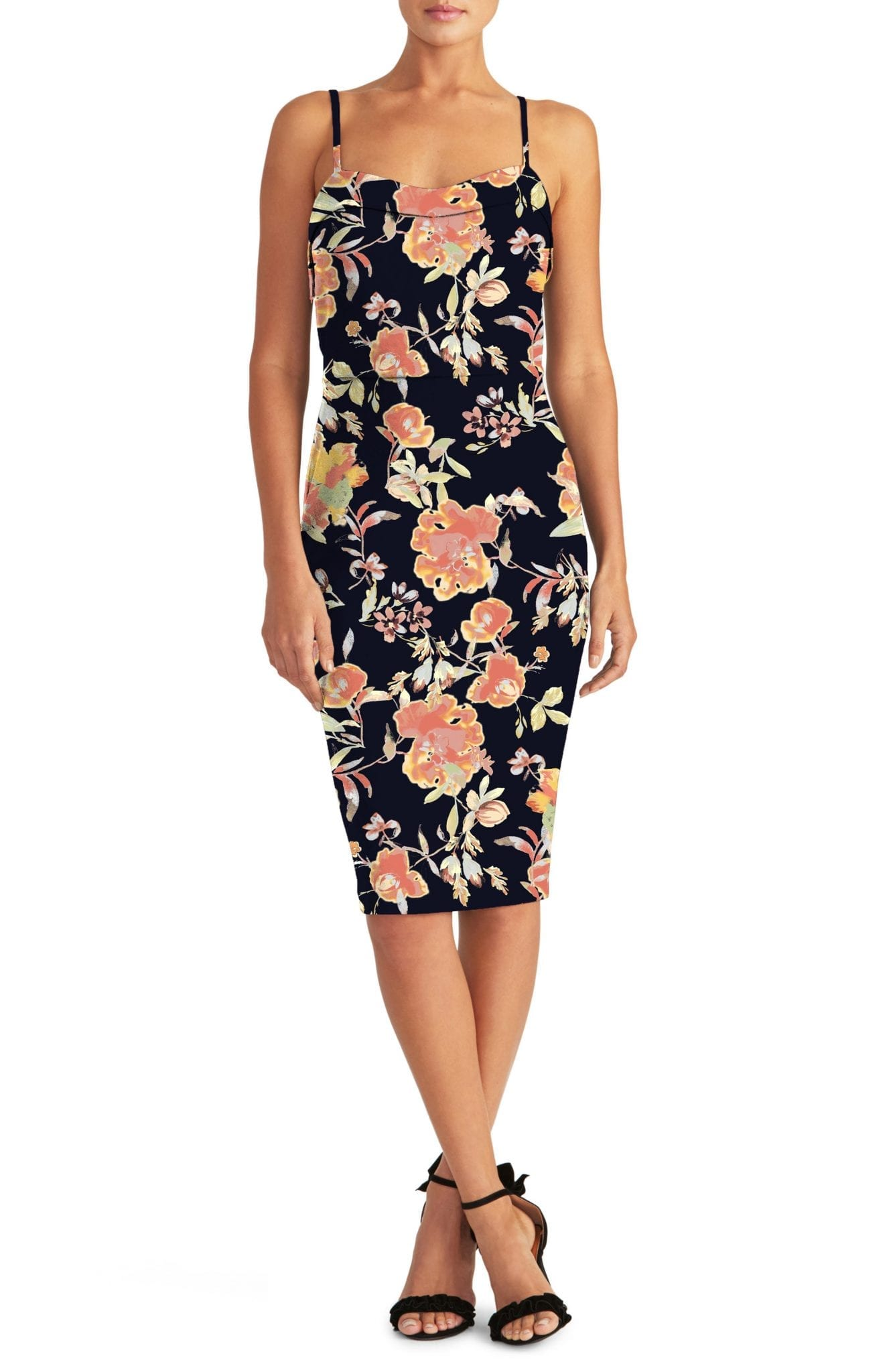 RACHEL RACHEL ROY Floral Sheath Dress