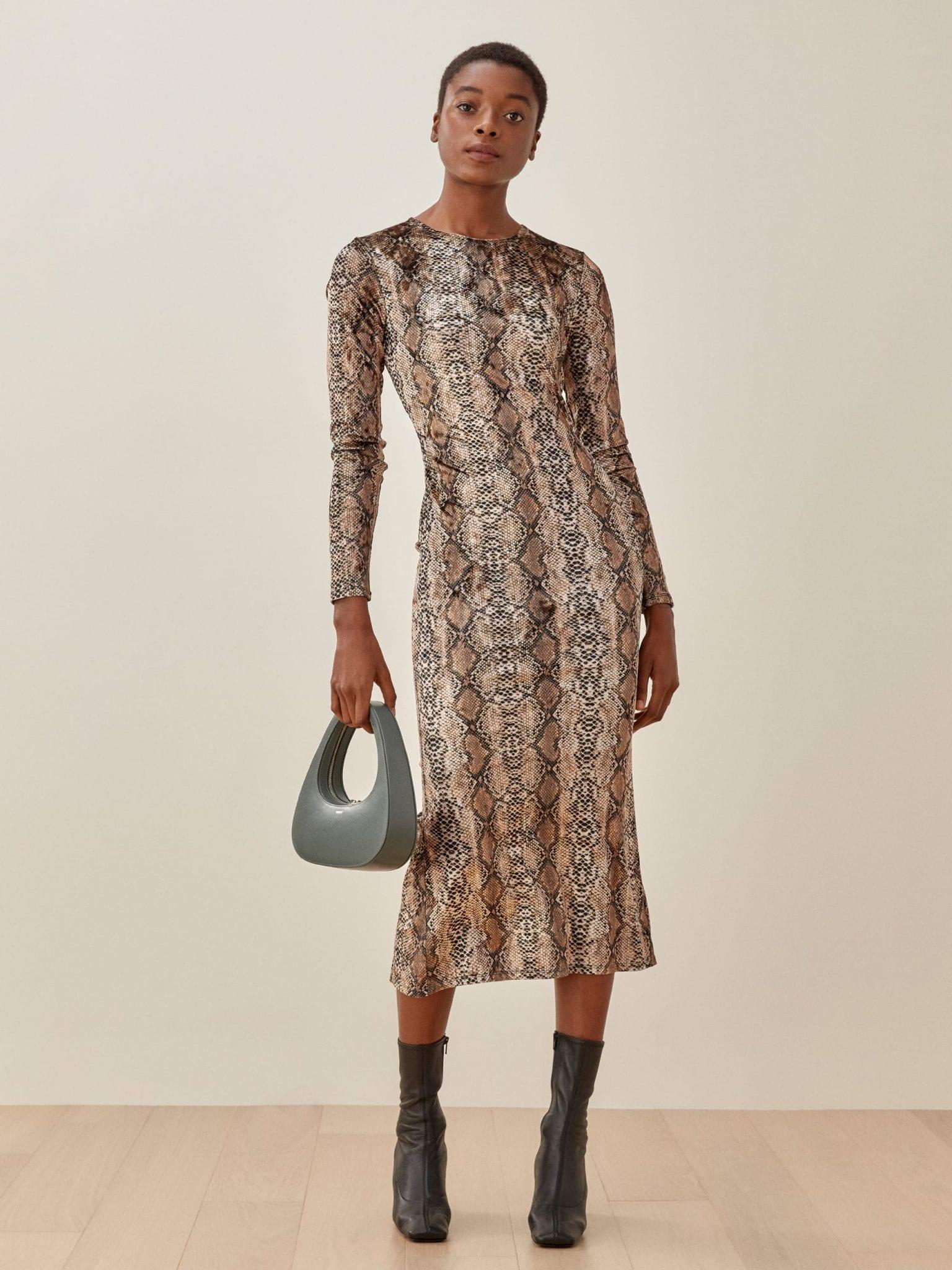 REFORMATION Davey Dress