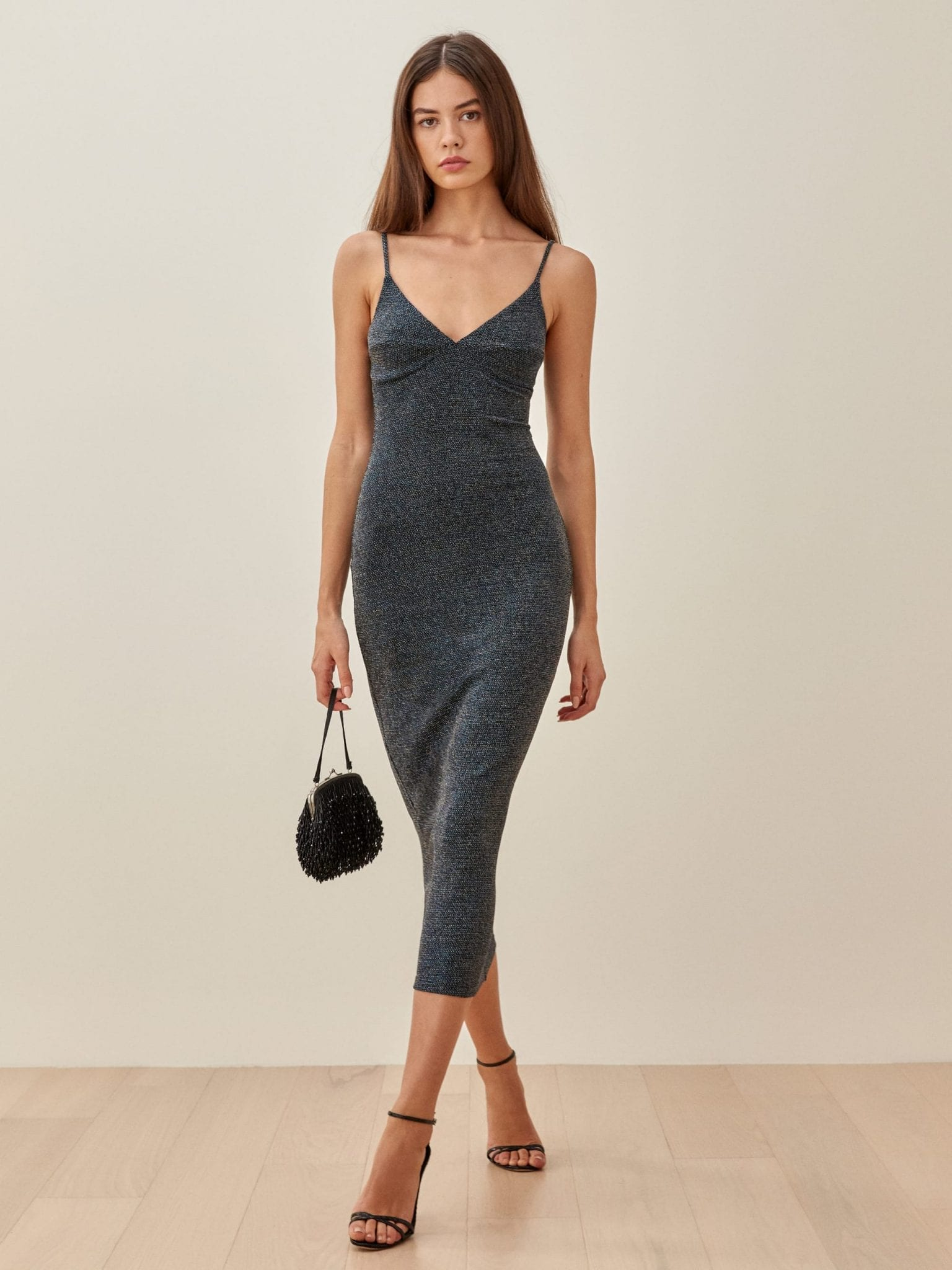 REFORMATION Disco Dress