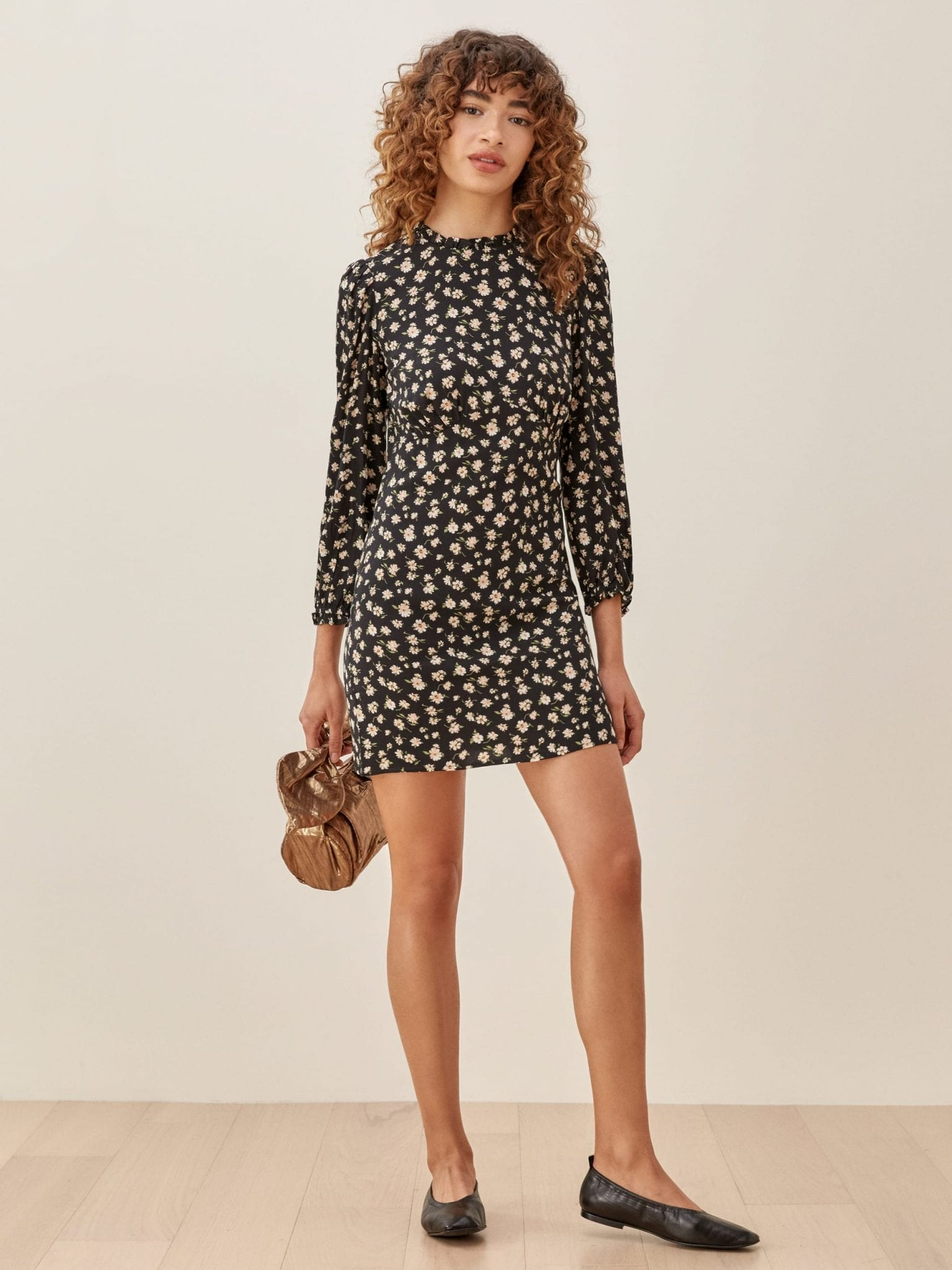 REFORMATION Leora Dress