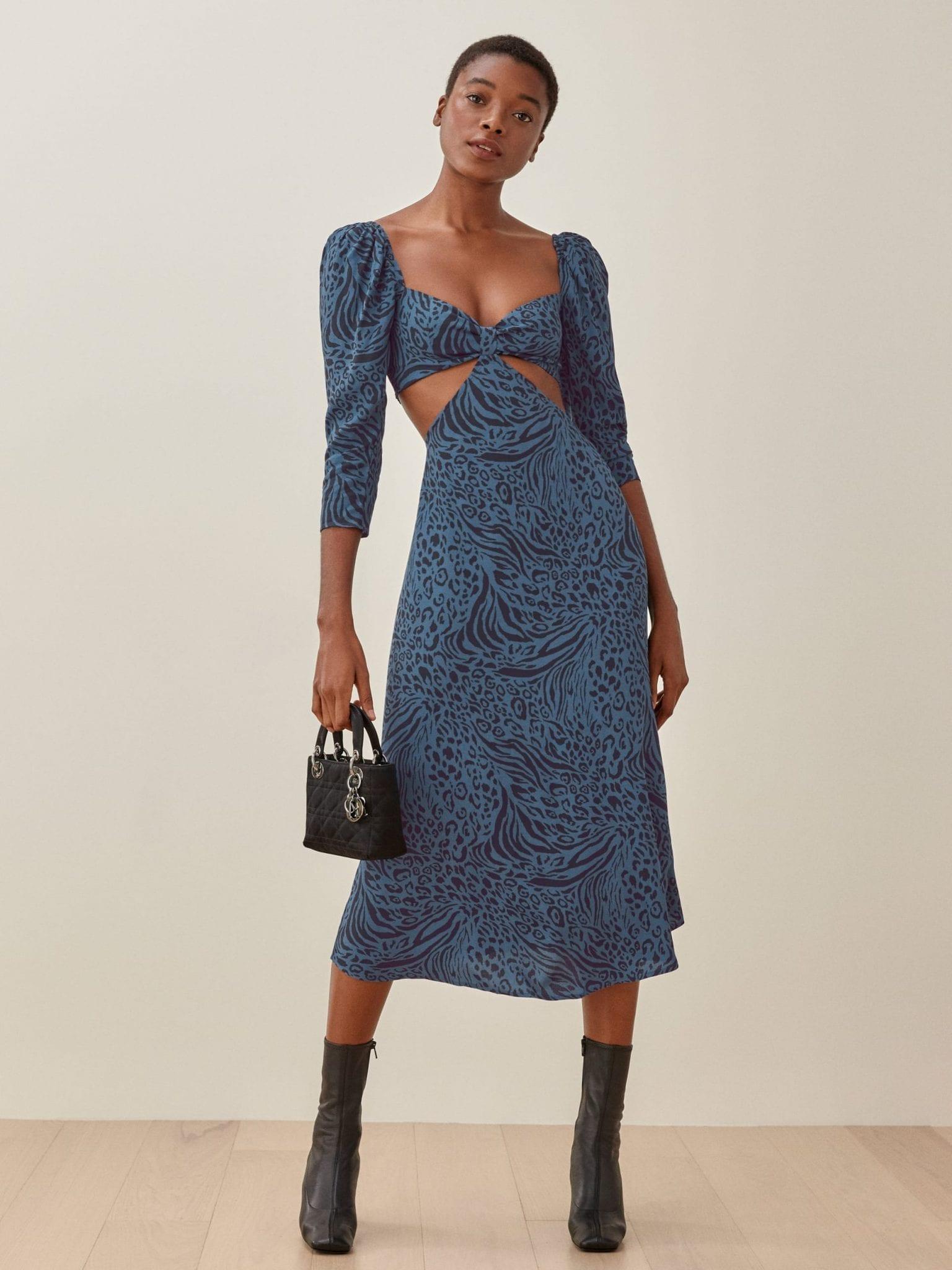 REFORMATION Rayne Dress