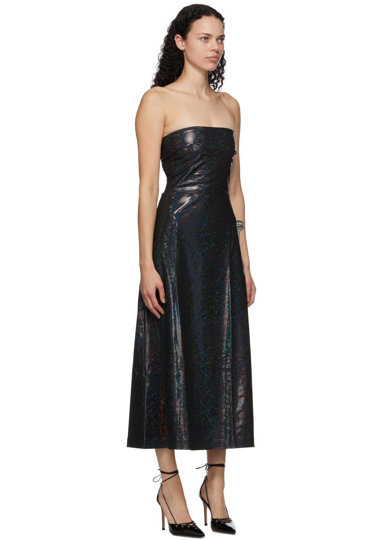 SAKS POTTS SSENSE Exclusive Black Jepska Dress