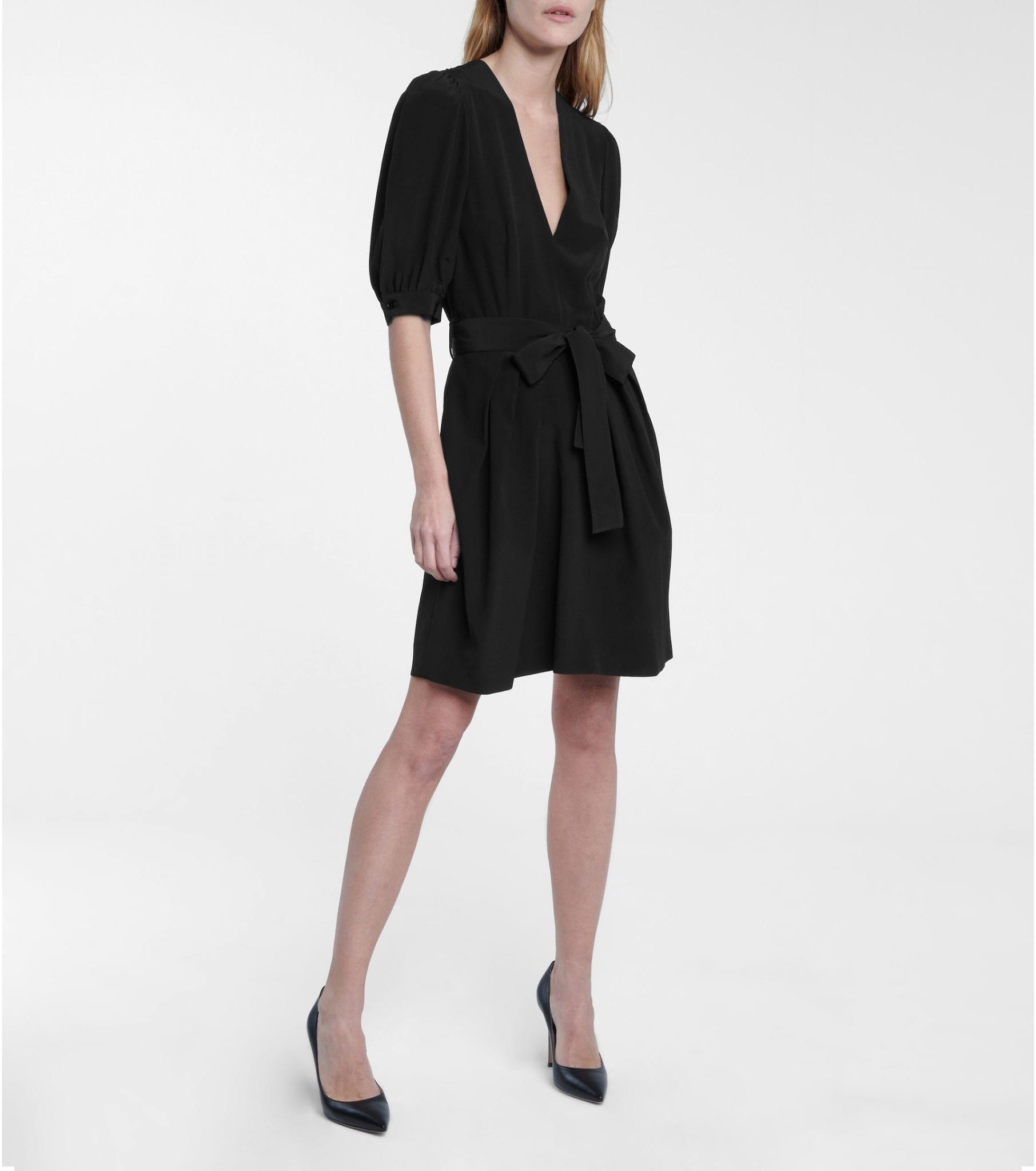 STELLA MCCARTNEY Jordan Silk Mini Dress