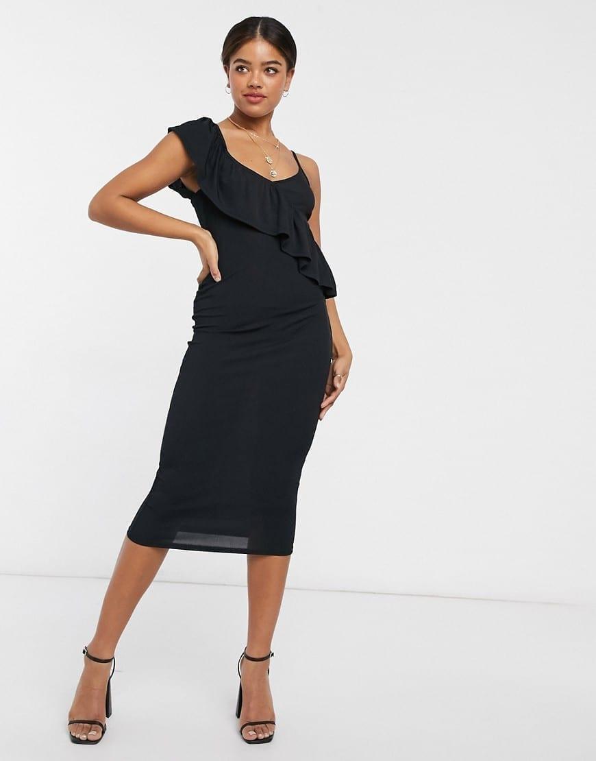 STYLE CHEAT Becca Midi Dress