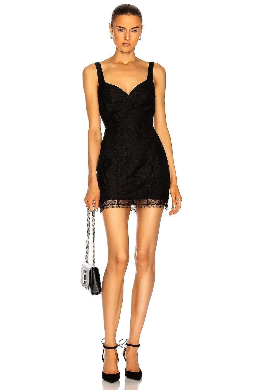 ZEYNEP ARCAY Mini Lace Dress