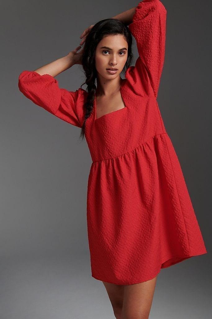 AMADI Esther Mini Dress