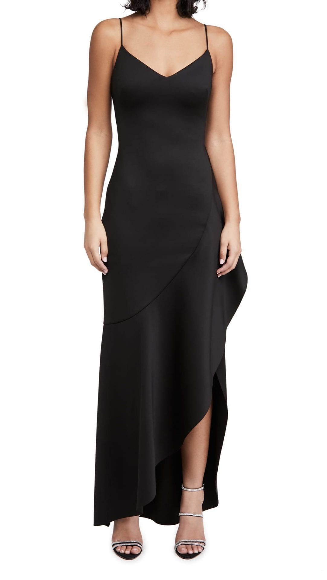 BLACK HALO Itoro Gown