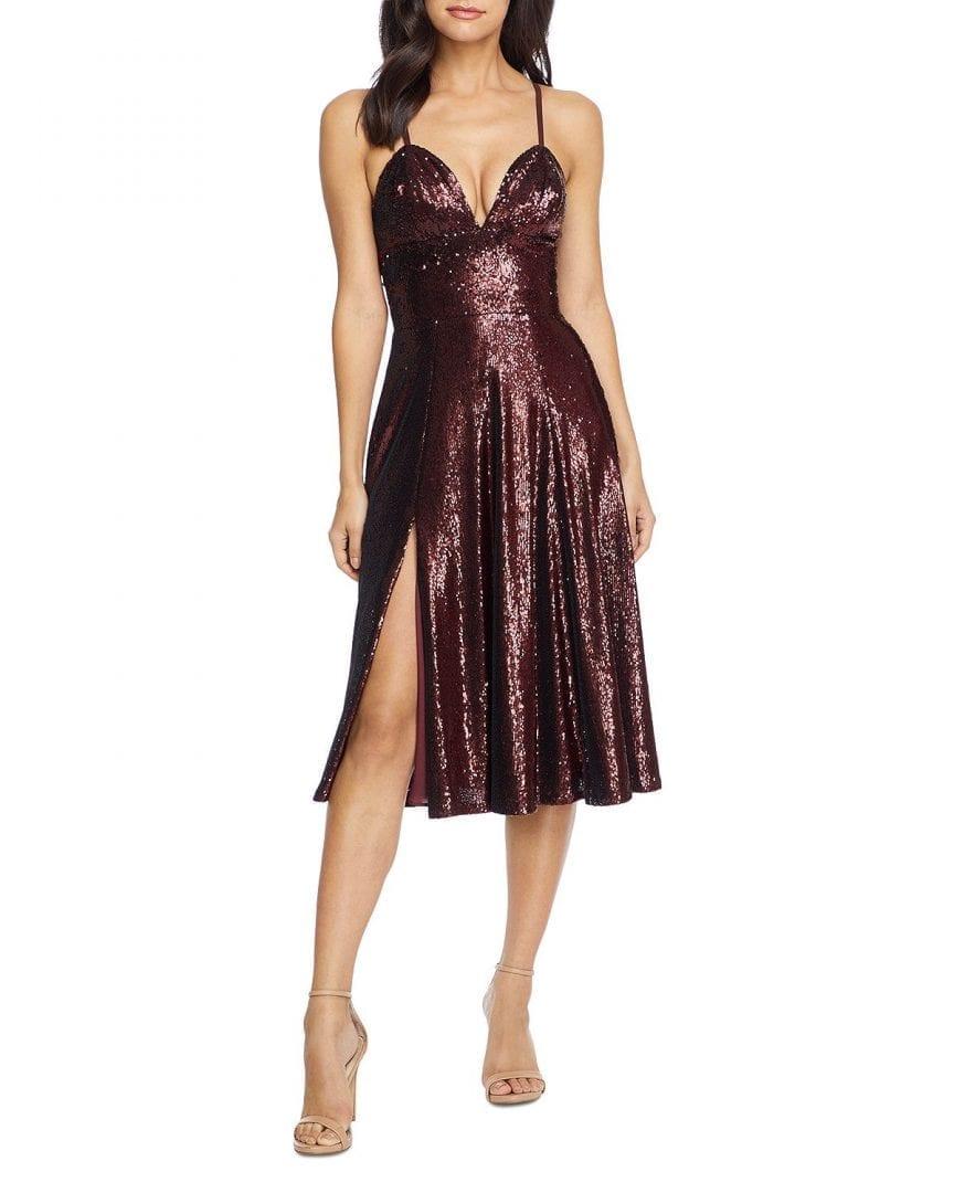 DRESS THE POPULATION Mimi Dress