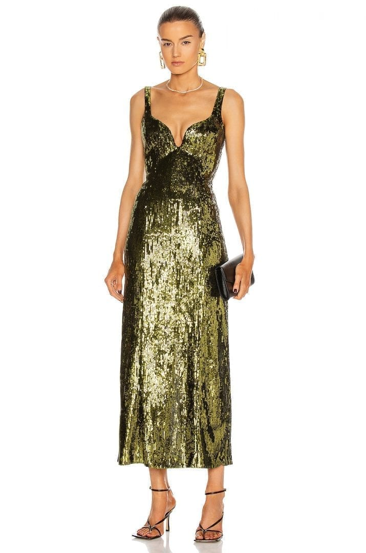 GALVAN Savannah Dress
