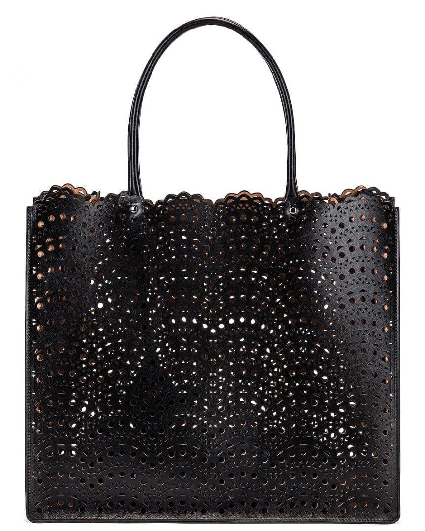 ALAÏA Garance 36 Tote Bag