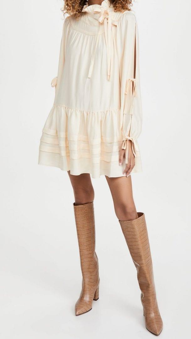 AMUR Calliope Dress