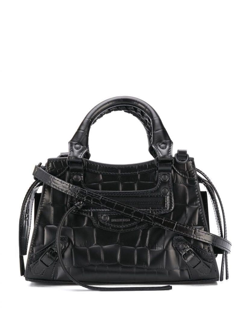 BALENCIAGA Neo Classic Mini Top Handle Bag