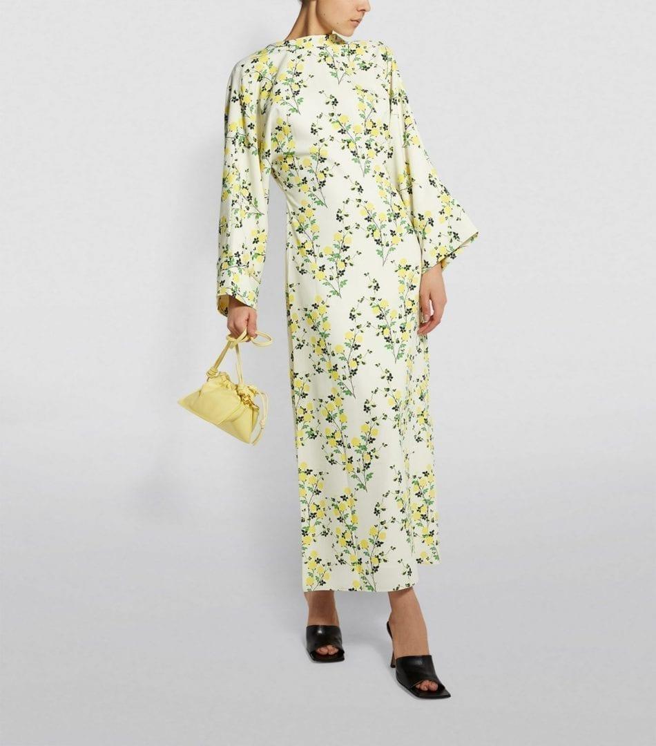 BERNADETTE Floral Miranda Maxi Dress