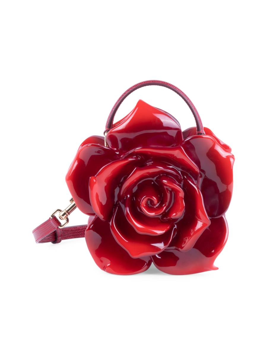 DOLCE & GABBANA Rose Crossbody Bag