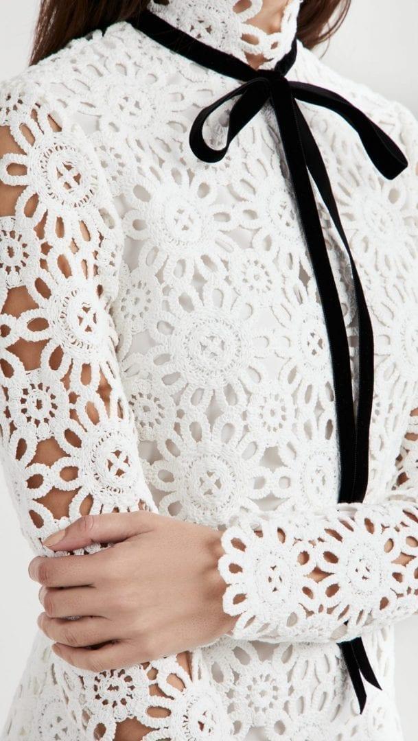 MACGRAW Ribbon Dress