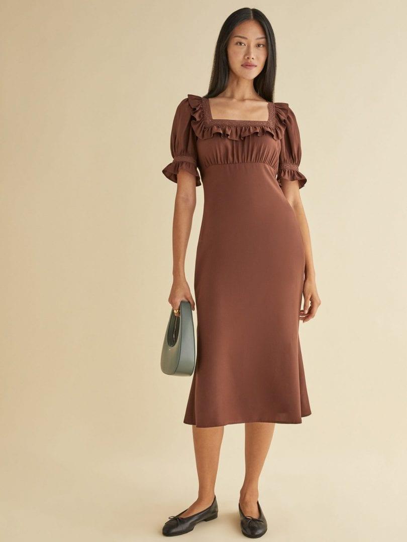 REFORMATION Fifer Dress