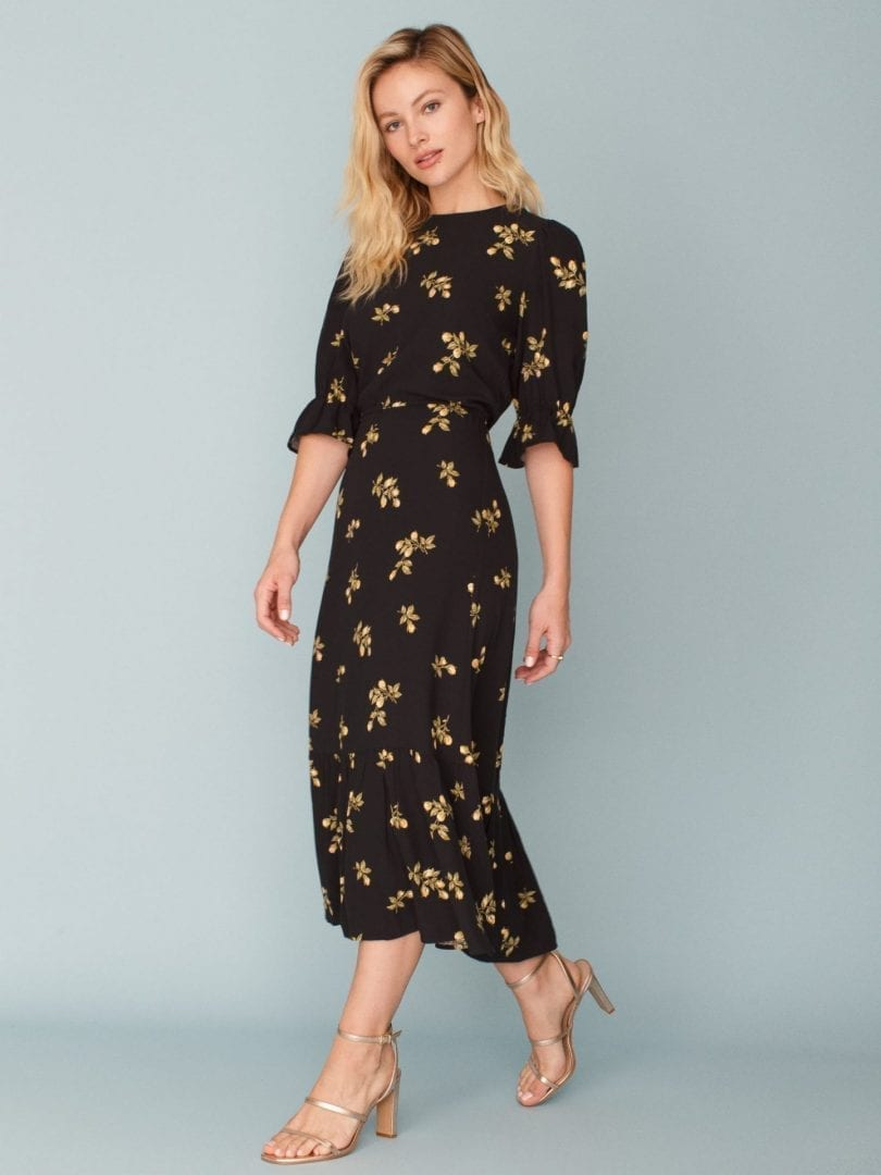 REFORMATION Mayfield Dress