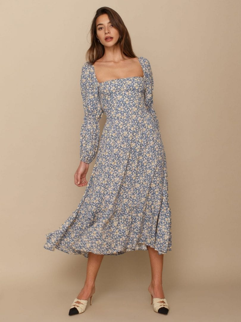REFORMATION Mica Dress