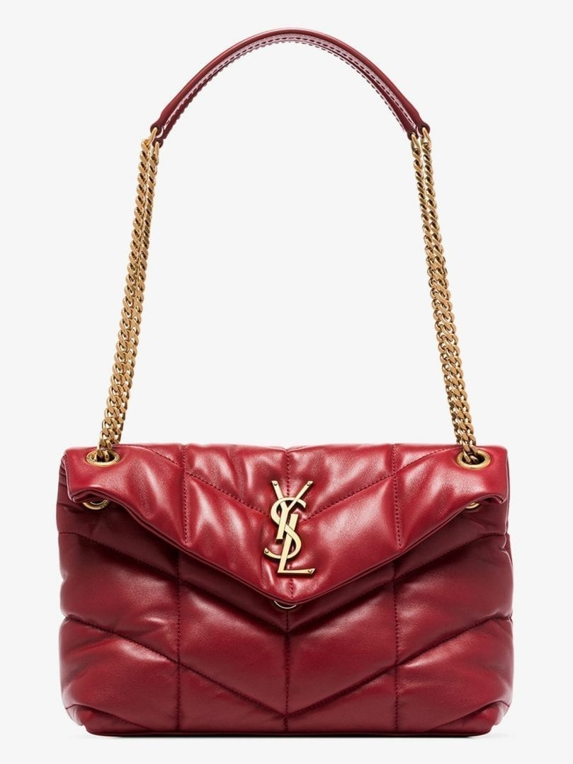 SAINT LAURENT Small LouLou Monogram Shoulder Bag