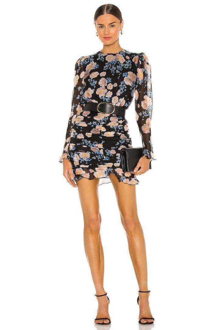SAU LEE Sienna Dress
