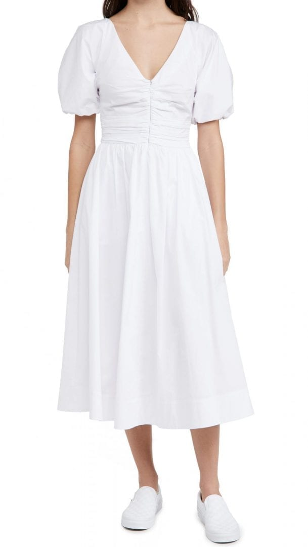 STAUD Greta Dress