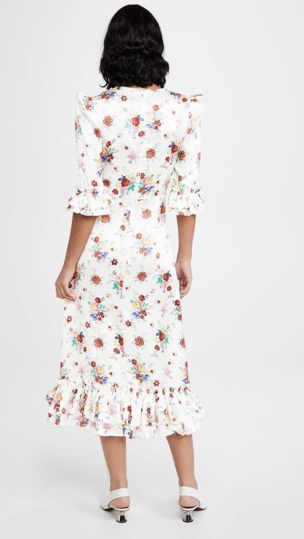 THE VAMPIRES WIFE The Knee Length Falconetti Dress